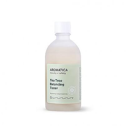[Aromatica] Tea Tree Balancing Toner