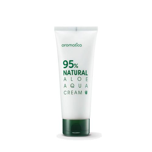 [Aromatica] 95% Natural Aloe Aqua crema