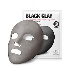[So natural] Design Deep Black Clay mascarilla