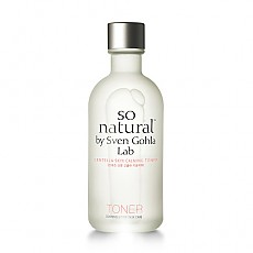 [So natural] Centella toner para calmar la piel