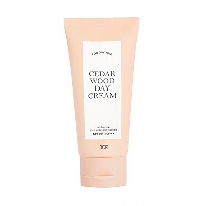 [3CE] Cedar Wood Day Cream