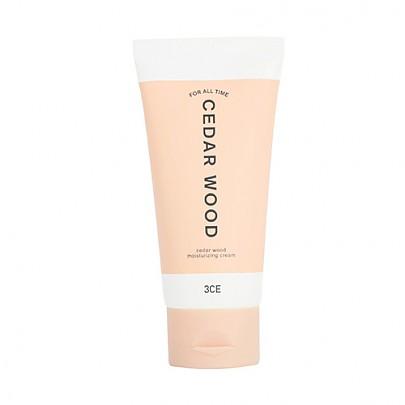 [3CE] Cedar Wood Moisturizing Cream