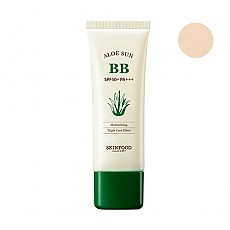 [Skinfood] Aloe Sun BB Cream SPF50+PA+++ #01 (Bright Skin)