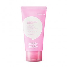 [The face shop] Bubble Bubble Deep Foaming Cleanser 100ml