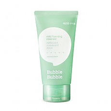 [The face shop] Bubble Bubble Mild Foaming Cleanser 100ml