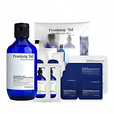 [Pyunkang Yul] Essence Toner Pouch Set (Essence Toner 100ml + Pouch Sample 2type + Ato Lotion sample + Ato Cleanser Sample)