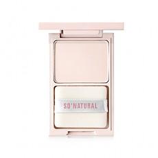 [So Natural] Makeup Holding Finishing Powder Fixer (Bright Pink)