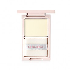 [So Natural] Makeup Holding Finishing Powder Fixer (Natural Yellow)