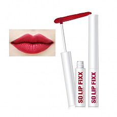 [So Natural] So Lip Fixx #701 (Strong Red)