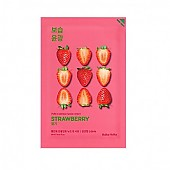 [Holika Holika] Pure Essence mascarilla Sheet (Strawberry)