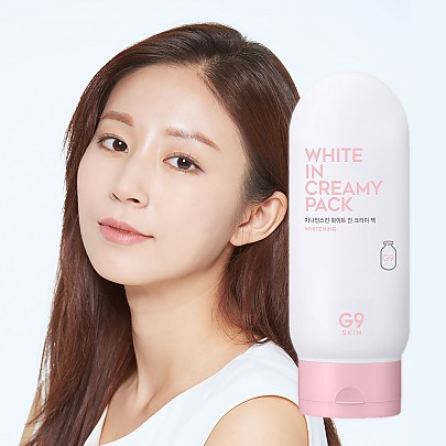 [G9SKIN] White In Creamy Pack 200ml