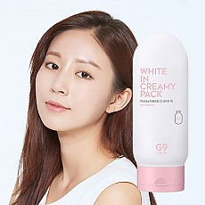 [G9SKIN] White In cremosa Pack 200ml