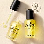 [So natural] Premium Essential Deep Facial Oil 30ml