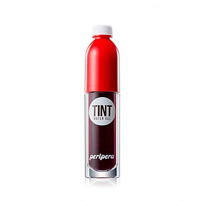 [Peripera] Color Fit tinte labial Water Gel #002 (Cherrypress)