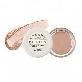[A'PIEU] Creamy Butter Shadow #01 (Maple Beige)