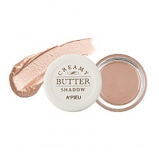 [A'PIEU] cremosa Butter sombra #01 (Maple Beige)