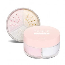 [A'PIEU] Triple Correcting Powder (Chiffon Candy)