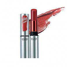 [Clio] Mad Shine Lip #02 (Rose Wine)