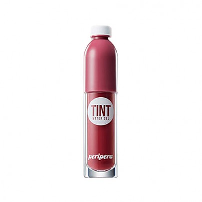 [Peripera] Color Fit tinte labial Water Gel #007 (Red Bean Press)
