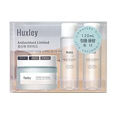 [Huxley] Antioxidant Limited (Cream; Anti-Gravity 1ea + Toner; Extract It 4ea)