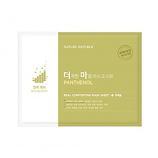 [Nature Republic] Real Comforting mascarilla Sheet (Panthenol)
