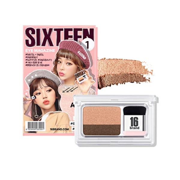 [16 brand] 16 Eye Magazine