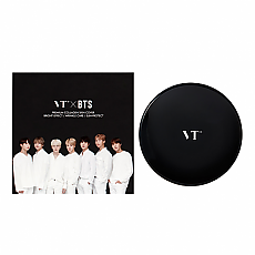 [VT Cosmetics] VT X BTS Real Collagen Pact #21