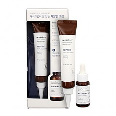 [Innisfree] Derma Formula Peeling crema Launching Set (With Toning Serum)