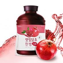 [A'PIEU] Fruit Vinegar Sheet Mask (Pomegranate)