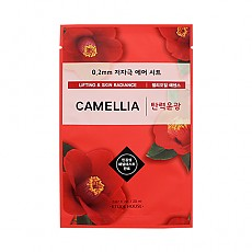 [Etude house] 0.2mm Therapy Air mascarilla (Camellia)