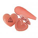 [3CE] Labios Heart Pot (Maroon Beige)