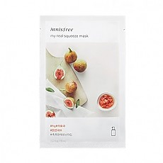 [Innisfree] My Real Squeeze Mask (Fig)