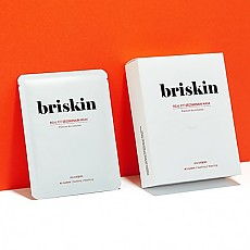 [Briskin] Real Fit Second Skin Mask (AC- Control) 10ea