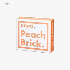 [Unpa] Peach Brick Tone Up Soap