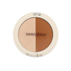 [innisfree] Face Designing Duo #1 (Shimmer Beige Tone)