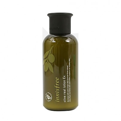 [Innisfree] Olive Real Lotion Ex 160ml