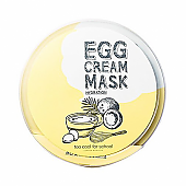 [Too Cool For School]  Egg Cream mascarilla 5hojas