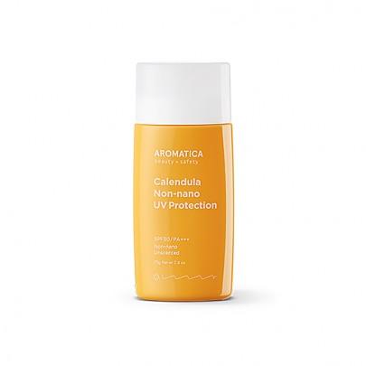 [Aromatica] Calendula Non-Nano UV Protection Unscented SPF30/PA++ 70g