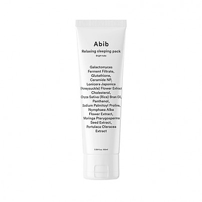 [Abib] Relaxing Sleeping Pack 100ml