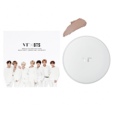 [VT Cosmetics] VT X BTS Real Collagen Pact White #23