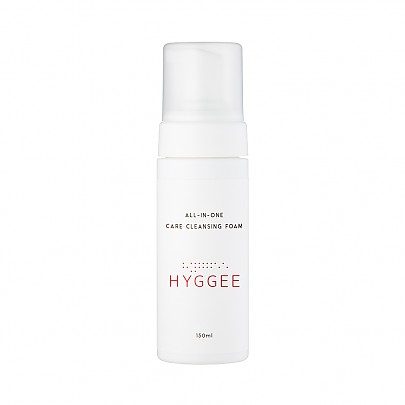 [HYGGEE] All-In-One Care Cleansing Foam 150ml