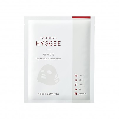 [HYGGEE] All-In-One Tightening & Firming mascarilla 1hoja
