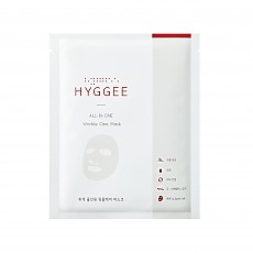 [HYGGEE] All-In-One Wrinkle Care mascarilla 1ea