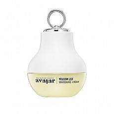[Avajar] Yellow LED Whitening Cream 50g (Main)