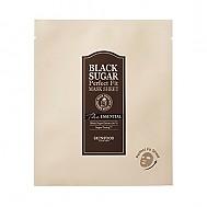 [Skinfood] Black Sugar Perfect Fit Mask Sheet The Essential 1ea