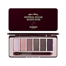 [Skinfood] Mineral Sugar Blend Eyes #07 (Plum Mellow)
