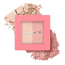 [CORINGCO] Pink Square Dual Highlighter
