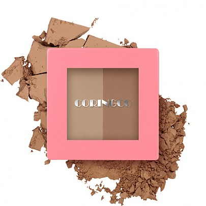 [CORINGCO] Pink Square Dual Shading