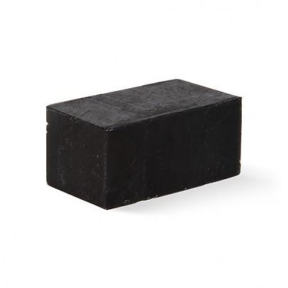 [Abib] Facial jabónBlack Brick 100g