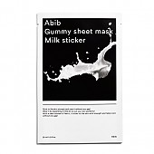 [Abib] Gummy Sheet mascarilla Milk Sticker 1ea